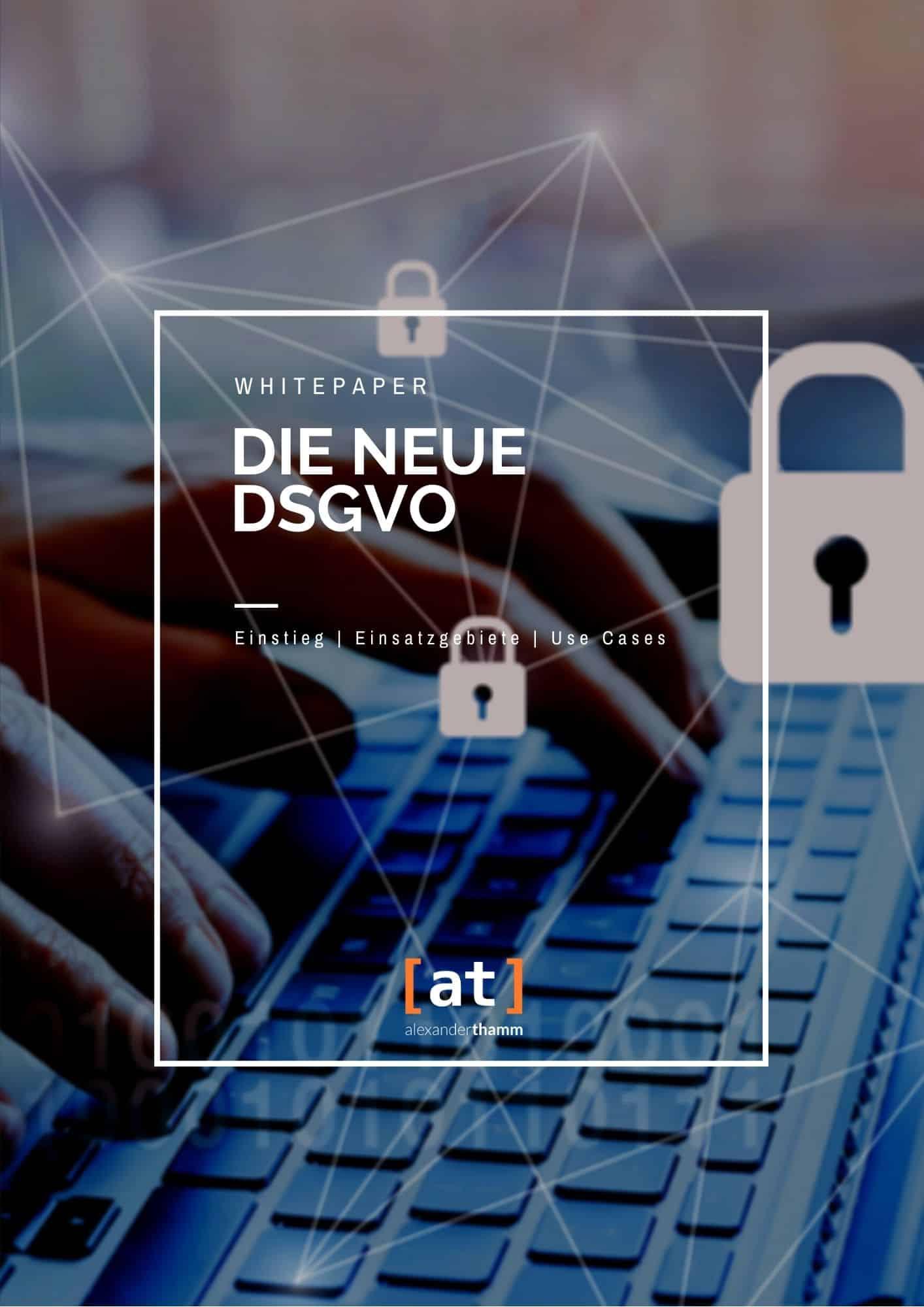 Whiteapaper_ Die neue DSGVO