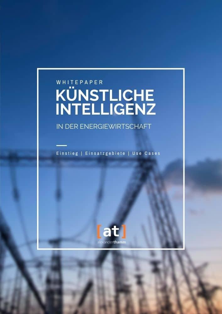 Whitepaper - KI Energiewirtschaft