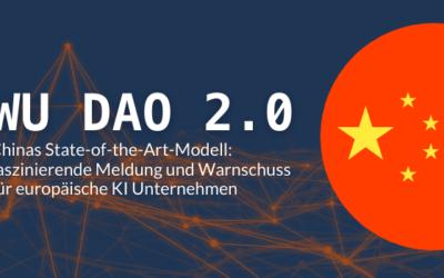 Wu Dao 2.0. – Das kann Chinas State-of-the-Art-Modell