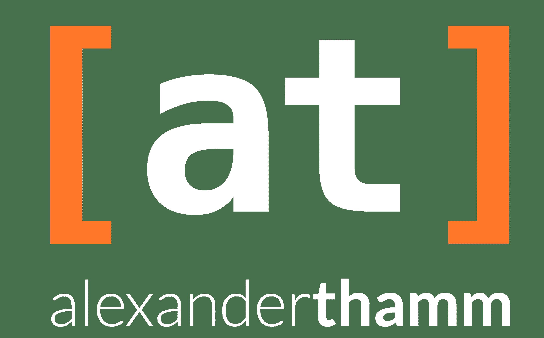 Logo Alexander Thamm GmbH