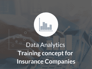 Data Analytics training concepts for insurance providers