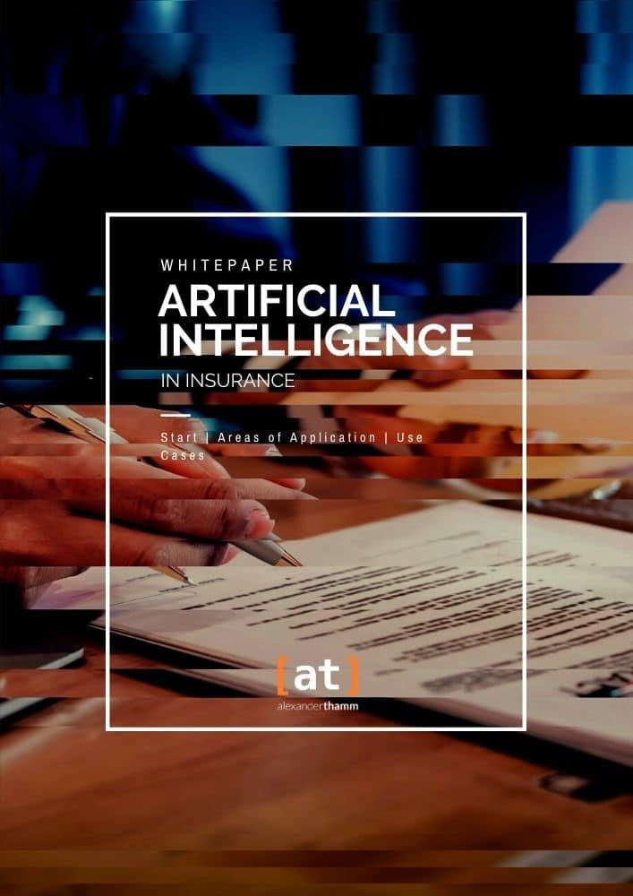 data science & AI for insurances whitepaper