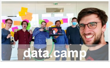 [at] Traineeprogramm: Demand-Matching-Projekt mit NLP im data.camp Workshop