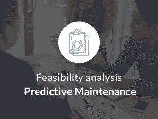 Feasibility analysis for predictive maintenance