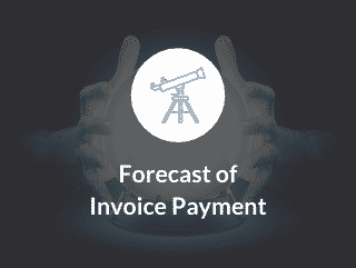 Forecast invoice payment